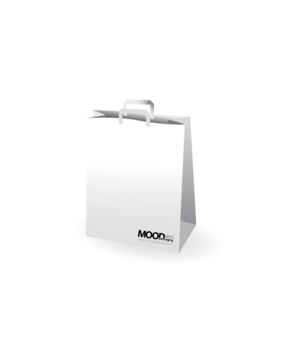 Shopper Manico Piatto Moodpackaging