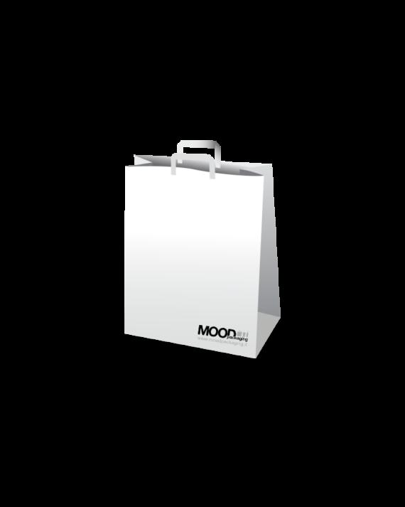 Shopper Manico Piatto Moodpackaging