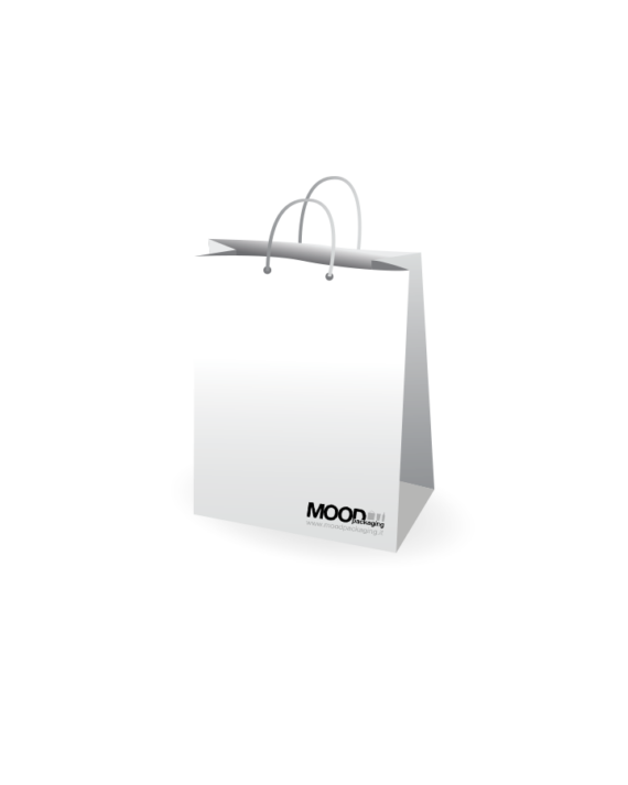 Shopper manico ritorto Moodpackaging