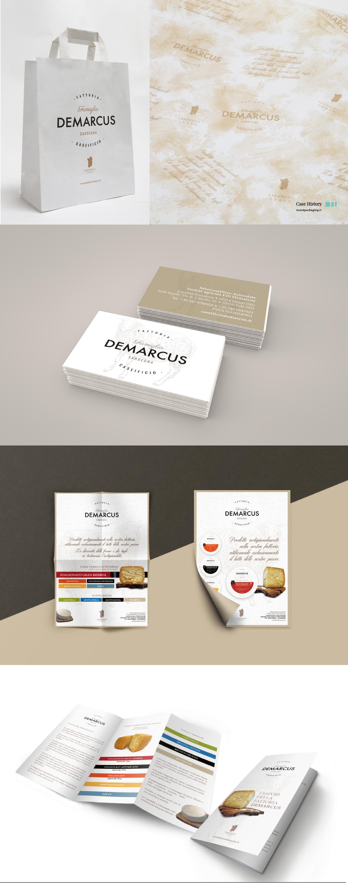 Packaging Demarcus